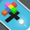 App Icon for DodgeBall: Color Block Bump 3D App in Pakistan IOS App Store