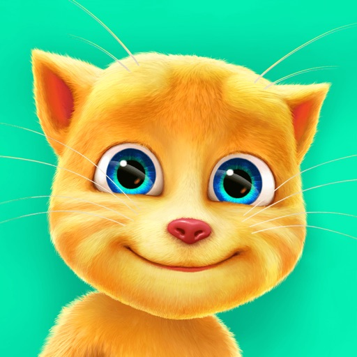 Говорящий Рыжик - Talking Ginger for iPad