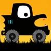 ハロウィンカー(5+):子供のパトカートラックレースゲーム。 - iPadアプリ