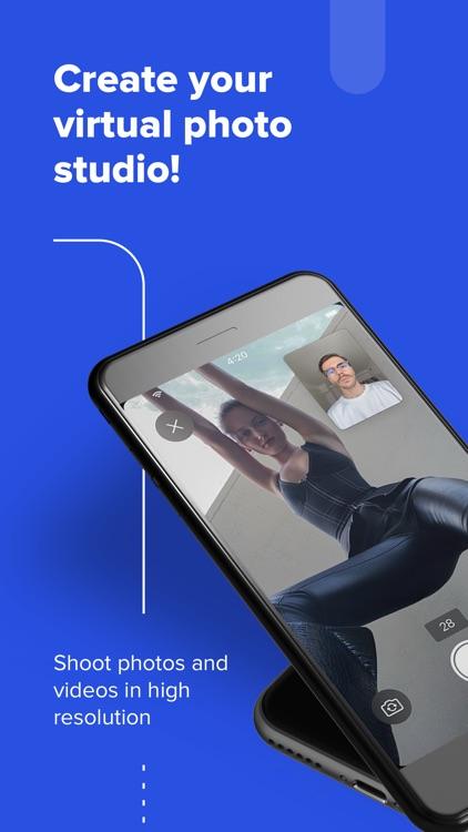 CLOS - Virtual Photoshoot