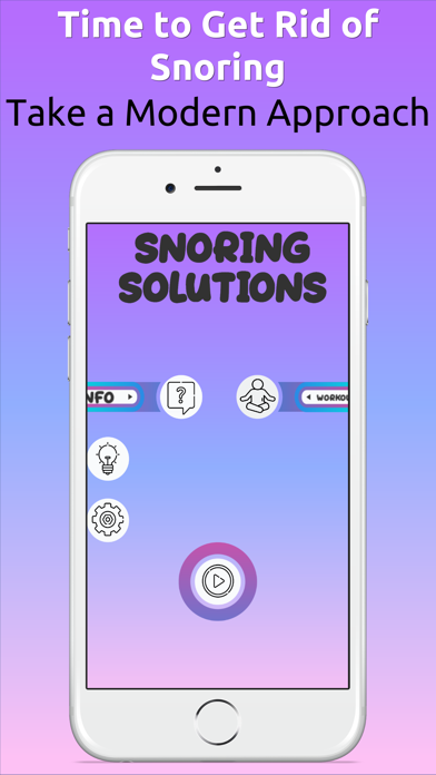 Snoring Solutions Screenshots