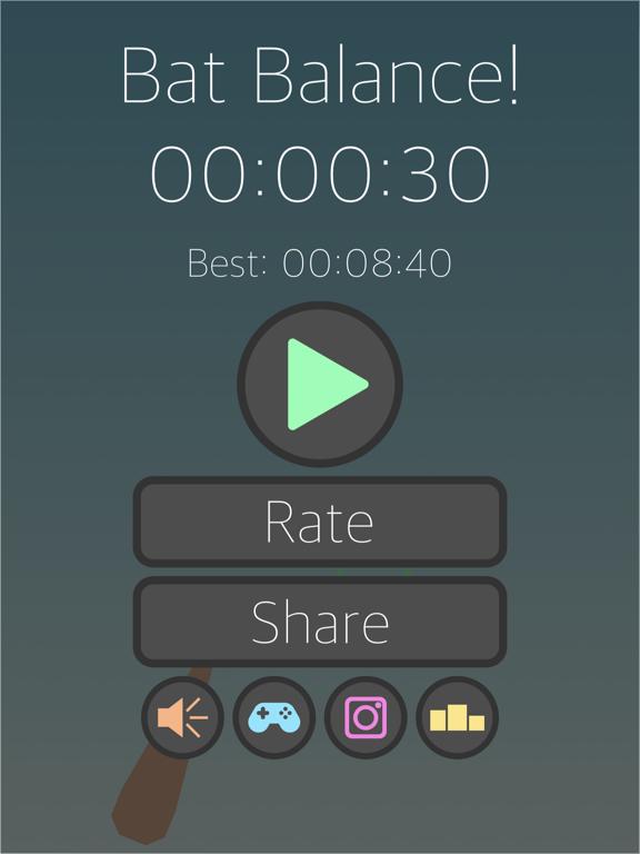 Bat Balance! screenshot 6
