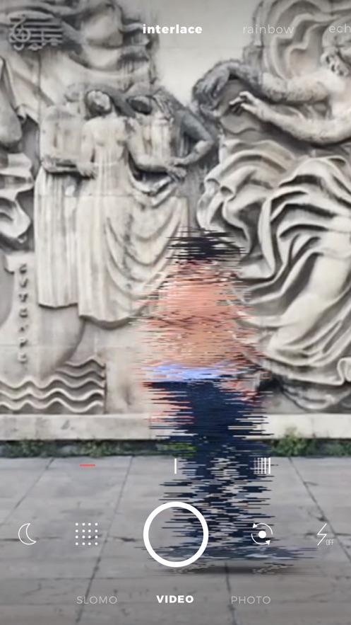 EFEKT美易 - 视频特效 by Picsart App 截图