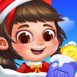 全民消糖果-人人都爱玩的可爱解谜消除休闲小游戏