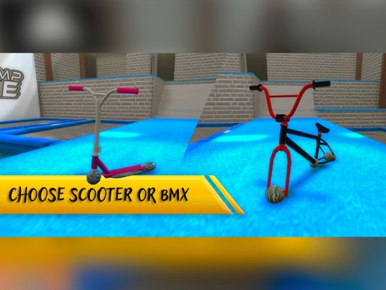 Ti Tramp Bike Lite screenshot 8