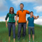 App Icon for Virtual Family Camping Sim 20 App in Egypt IOS App Store