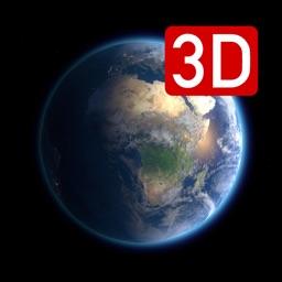 地球3D地图-全球高清卫星地图