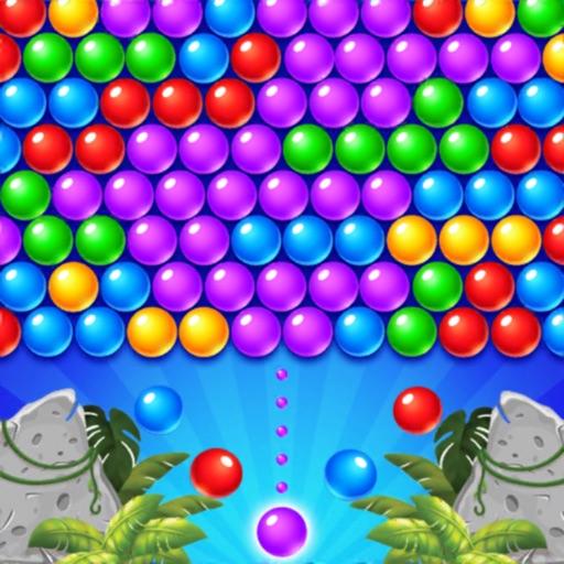 Bubble Shooter:Book Bubble Pop