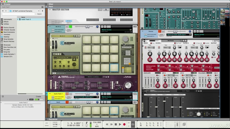 Beat Lab Course For Reason 8 screenshot-3