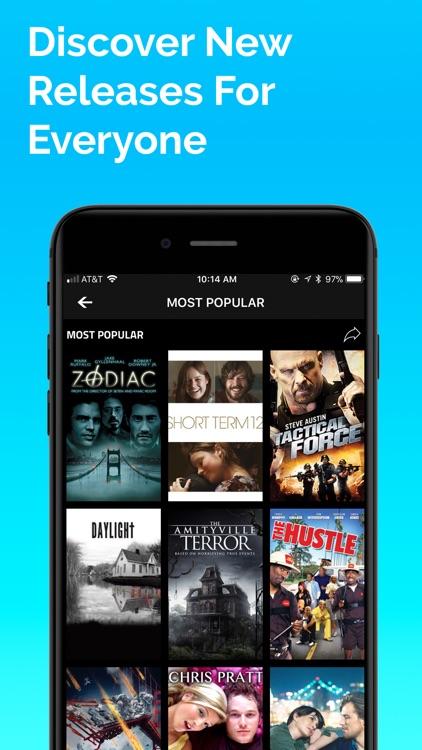 Popcornflix - Movies and TV