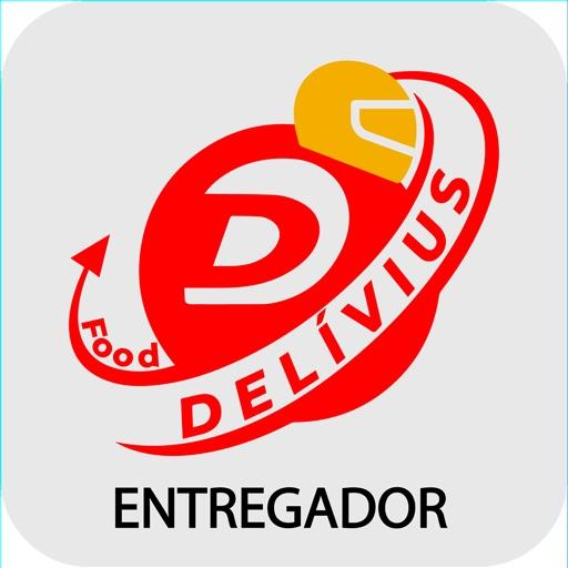 Delívius - Entregador