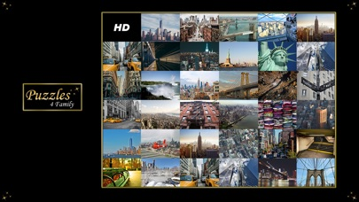 Screenshot for New York - Jigsaw Game in Israel App Store