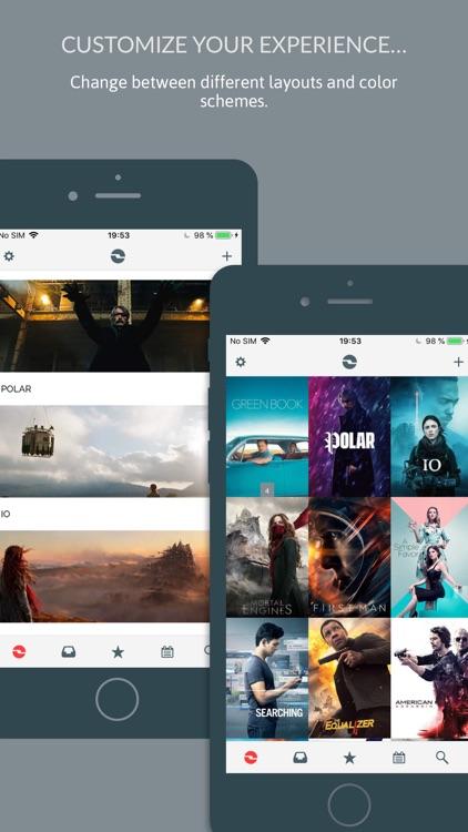 iShows Movies powered by Trakt screenshot-3