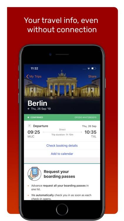 Opodo: Book cheap flights screenshot-4