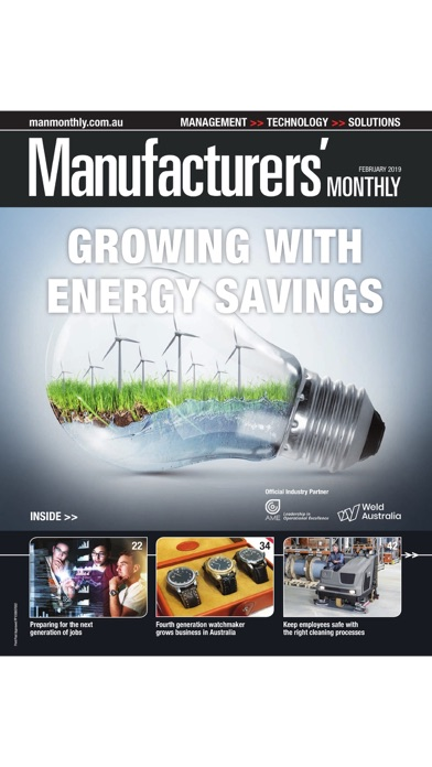 Manufacturers Monthly