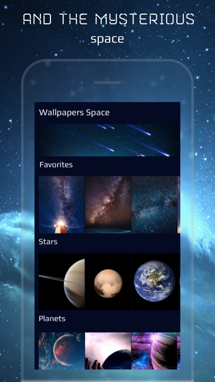 Cosmos HD - Starry Wallpapers
