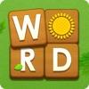 Word Farm Cross