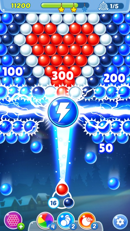 Bubble Shooter Ⓞ Pastry Pop screenshot-0