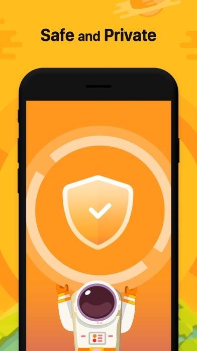 Hyper VPN Privacy & Security Screenshot