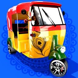 Tuk Tuk Racer Traffic Sim