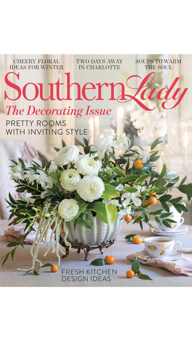 Southern Lady review screenshots