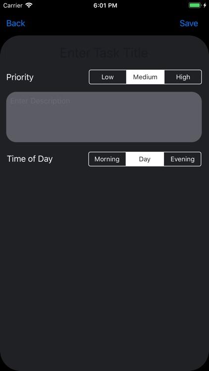 Goal Planner Tree screenshot-3