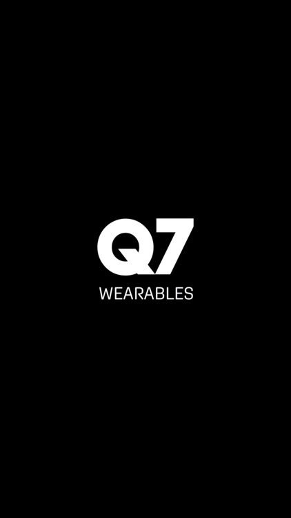 Q7 Wearables