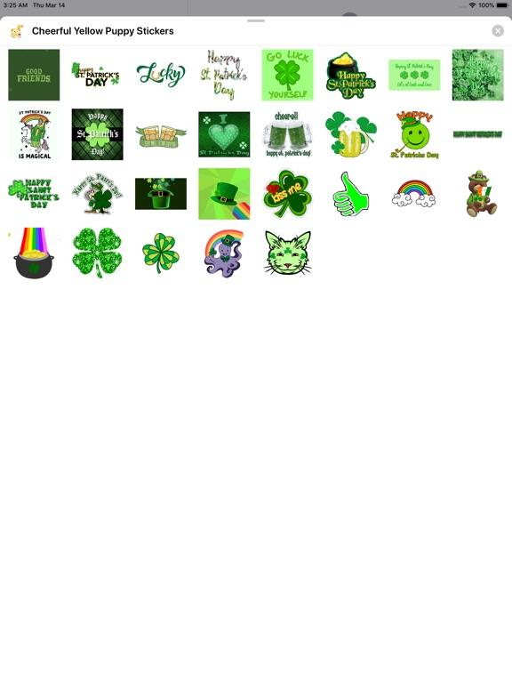 Animated St. Patrick's Day Gif screenshot 3