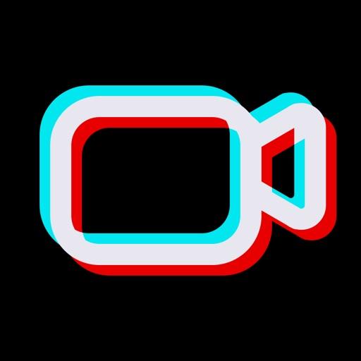 FX Editor- glitch video effect iOS App