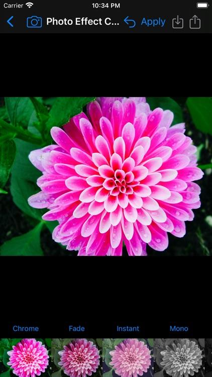 Image Filters Photo Editor + screenshot-8