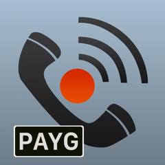 Anruf Recorder Pay As You Go