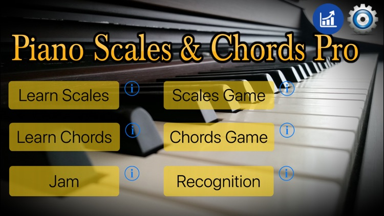 Piano Scales & Chords Pro screenshot-2