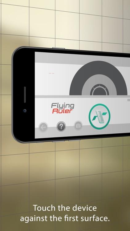 Flying Ruler Pro screenshot-4