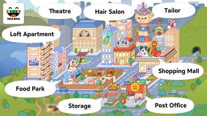 Toca Life: City Screenshot