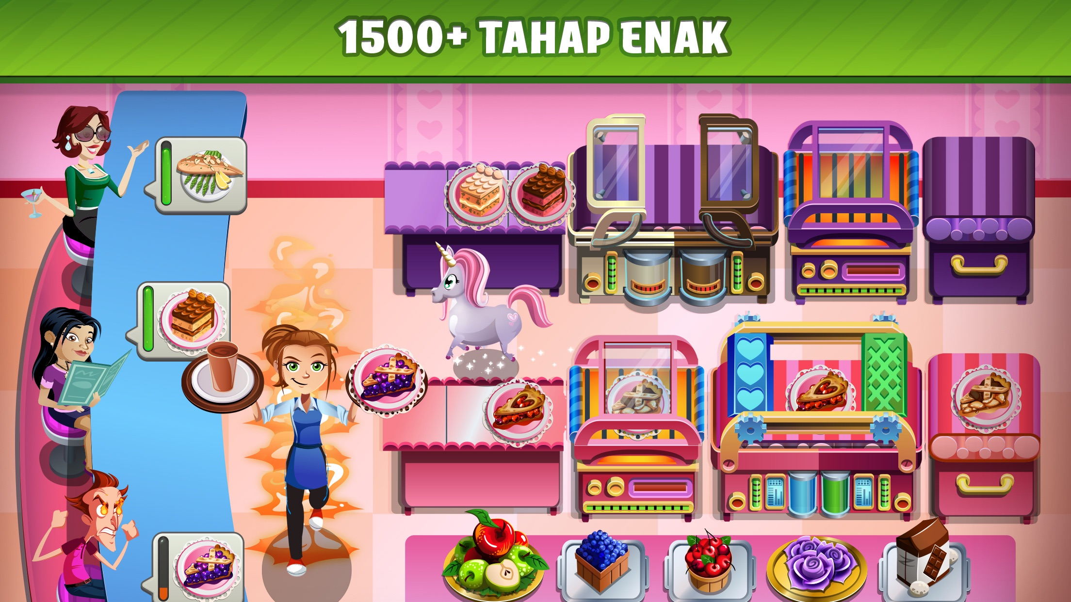 Cooking Dash™ Screenshot