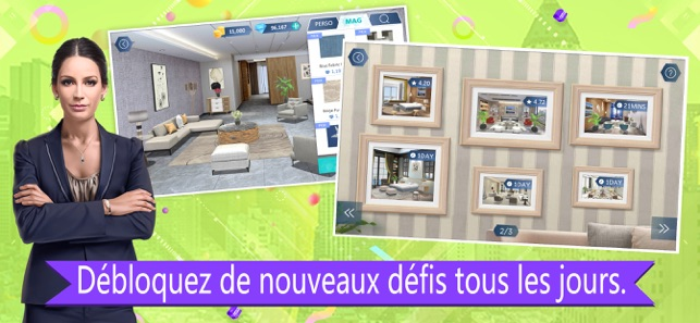 Design My Room: Fashion Capture d'écran