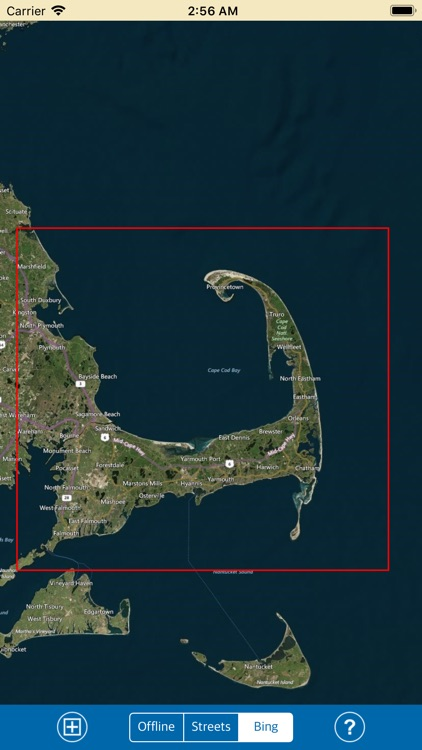 CAPE COD BAY - NAUTICAL MAPS screenshot-5