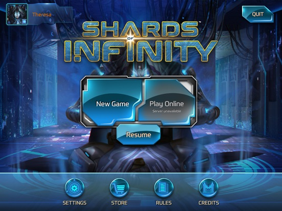 Shards of Infinity image #1