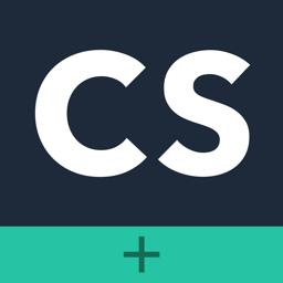 Ícone do app CamScanner +