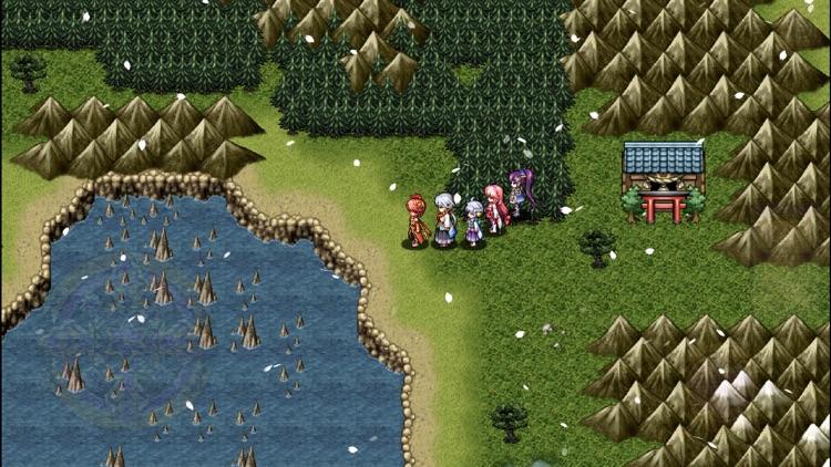 RPG アスディバインカムラ screenshot-4