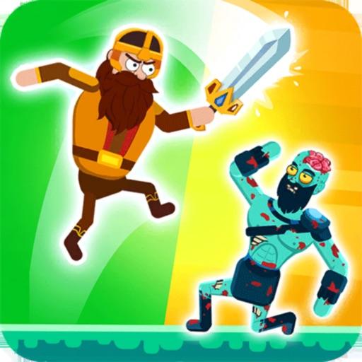 Ragdoll warriors : Epic war
