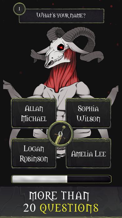 Occult: Satanic interrogationのおすすめ画像1