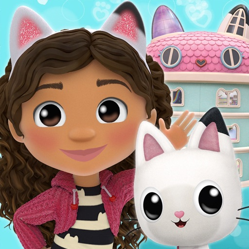 Gabbys Dollhouse:Create & Play free software for iPhone and iPad