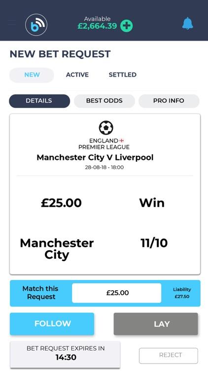 Betconnect - Sports Betting