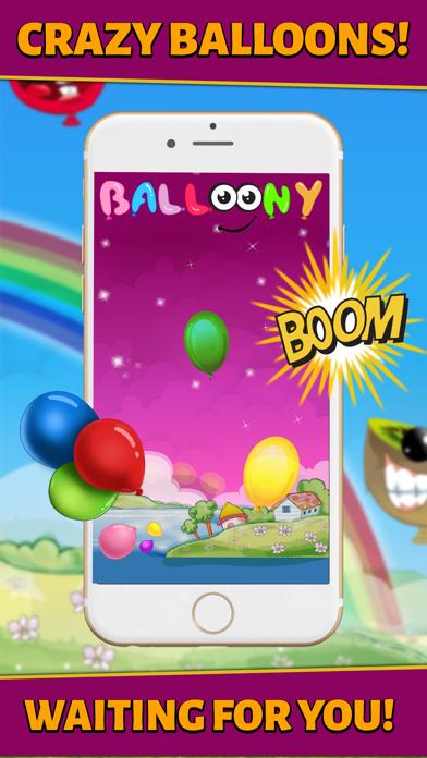 Balloon Popping - Kids Games screenshot 1