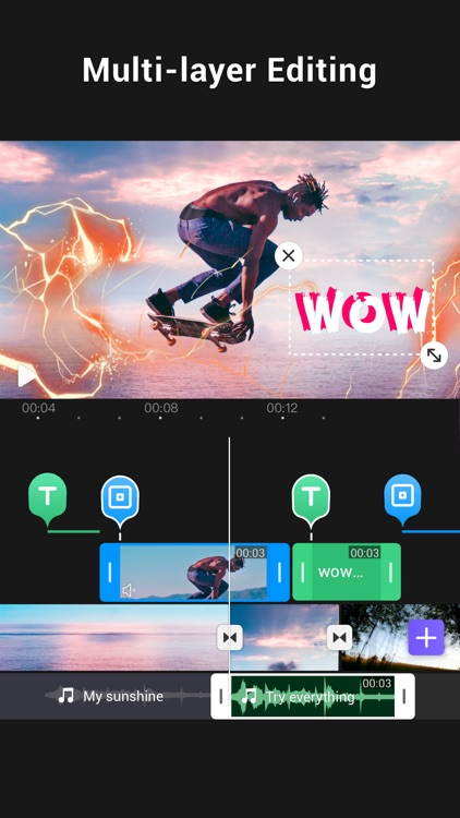 VivaCut - Pro Video Editor screenshot-2