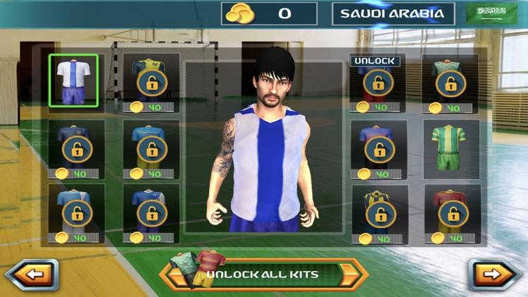 Indoor Soccer Futsal 2019 screenshot-3