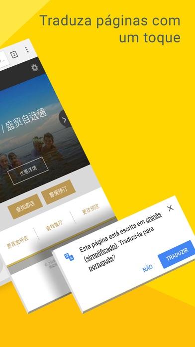 Screenshot for Google Chrome in Brazil App Store