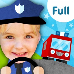 Toddler Car Puzzle Game & Race
