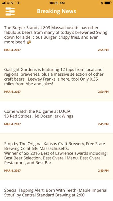 Kansas Craft Brewers Expo screenshot 5